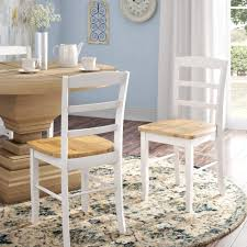 August Grove Brianne Solid Wood Dining Chair & Reviews | Wayfair