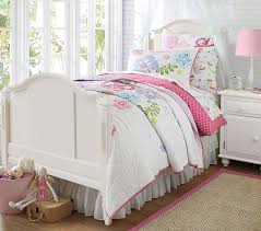 Twin White Bed by Madeline Bed Pottery Barn Kids