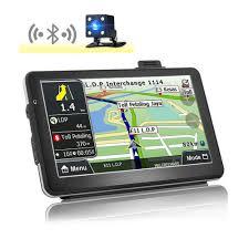 100 Truck Navigation 7 Inch HD Car GPS Bluetooth AVIN Capacitive Screen FM