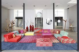100 Bobois Roche Furniture Kenzo Takada Reimagines An Iconic Sofa