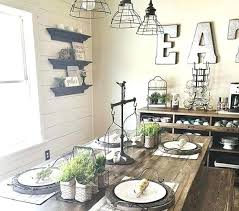 Farmhouse Dining Room Wall Decor Amazing D Cor Quirky