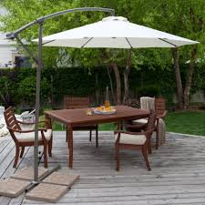 Patio Dining Sets Walmart by Patio Glamorous Outdoor Patio Set With Umbrella Furniture Latest