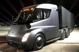 100 Simi Trucks UPS Reserves 125 Tesla Semitrucks Largest Public Preorder