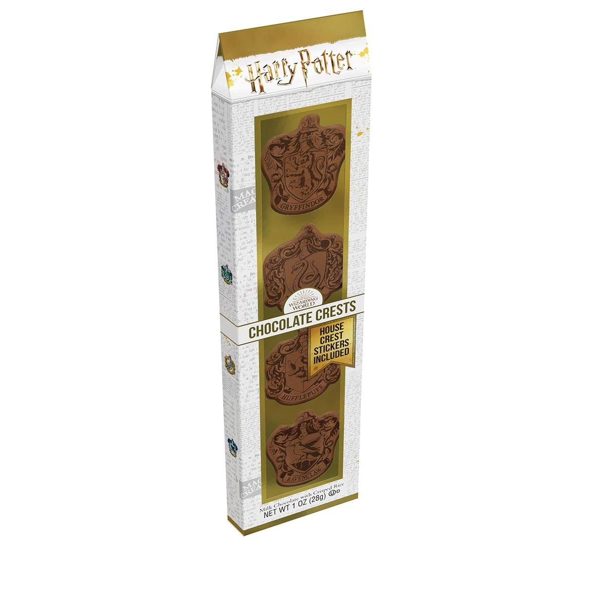 Jelly Belly Harry Potter Chocolate Crests, 1-oz