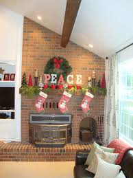 My Christmas Mantel Interior Design Trend 2014