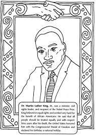 Martin Luther King Jr Day Activity For Kids