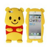 Silicone Character 3d Aniaml iPhone 5 5s Cases