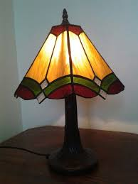 Zelda Triforce Lamp Ebay by 25 Unique Stained Glass Table Lamps Ideas On Pinterest Tiffany