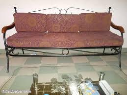 canap en fer forg canapé en fer forgé et table pour salon 100 000 fcfa ameublement