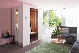 sauna für zu hause eine heimsauna einbauen schöner wohnen