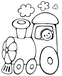 Vehicle Coloring Pages For Babies 10