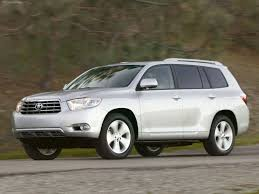 2013 Toyota Highlander Captains Chairs by Toyota Highlander 2008 Pictures Information U0026 Specs