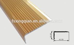 aluminum stair nose trim stair edge trim aluminium tile stair