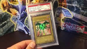Most Expensive Yugioh Deck yugioh part 2 3 psa graded 75 26 most expensive cards all old