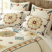 Pier One Outdoor Throw Pillows by Riya Suzani Duvet Cover U0026 Sham Pier 1 Imports Furniture