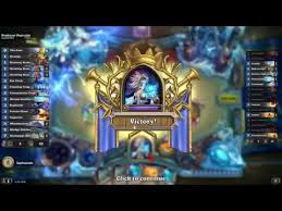 hearthstone knights of the frozen throne wing 2 professor