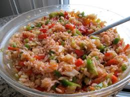 cuisine salade de riz recettes de flipp salade de riz