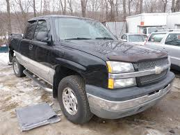 2004 Chevrolet Silverado Z71 1500 Pickup Used Parts Now In Stock ...