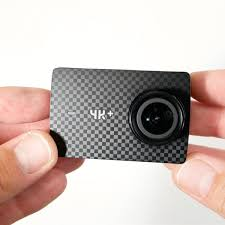 First Look Video YI 4K Action Camera Shoots 4K60p And