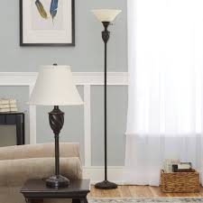 Mainstays Floor Lamp With Reading Light by Bronze Table Lamps Walmart Table Lamps For Bedroom Walmart Lamp