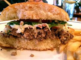 Good Toppings Can t Save Olive Garden s New Italiano Burger