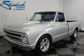 1967 Chevrolet C10 | Streetside Classics - The Nation's Trusted ... Hot Wheels 1967 Chevy C10 Pickup Truck 2017 Hw Trucks Youtube Chevys Custom Pickup Is A Modernized Classic Fox News Ride Guides A Quick Guide To Identifying 196772 Chevrolet Pickups 67 Stepside On 26s Hd Youtube Advertising Campaign Brand New Breed Blog Plan B Truckin Magazine Ck For Sale Near Cadillac Michigan 49601 2wd Regular Cab 1500 Yarils Customs Advertisement Gallery Buildup Hotchkis Sport Suspension Total Vehicle