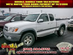 100 Truck Payment PreOwned 2002 Toyota Tundra SR5 47L V8 4x4 Pickup Access Cab