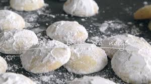 biscuits boules de neige cuisine futée parents pressés