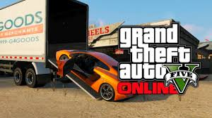 100 Gta 5 Trucks And Trailers GTA Online How To Store Cars Vehicles With Truck GTA