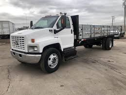 100 Kodiak Trucks 2007 Chevrolet C7500 Single Axle Stake Bed Truck Isuzu 6HK1