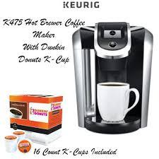 Dunkin Donuts Keurig Coffee Zoom Doughnuts K Cups Flavors