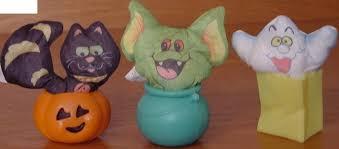 Mcdonalds Halloween Buckets by Retro Daze Article