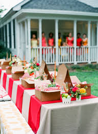 Creative With Cardboard For Outdoor Party