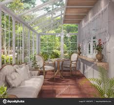 100 Tea House Design 3d Rendering Beautiful Tea Room With Glass House Design