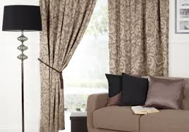 Light Filtering Thermal Curtains by Thermal Curtain Fabrics At Spotlight Warm And Cosy