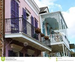 100 Unique House Architecture New Orleans French Quarter Colorful Classic