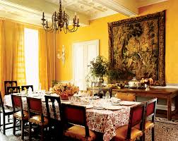 A Look At 30 Dining Rooms In Vogue