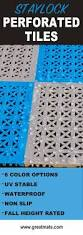 Perforated Drain Tile Menards by 10 Best Pool Deck Tiles And Mats Images On Pinterest Pool Decks