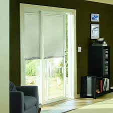 Sliding Door With Blinds In The Glass by Blinds U0026 Shades For Andersen Windows U0026 Doors