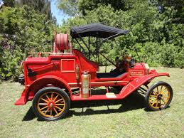 100 Model T Fire Truck 1914 Ford Truckbeautiful Read The Printing On The