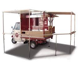 100 Food Truck Manufacturers Vintage Mobile Shop Piaggio Ape Car Bastian Contrario In