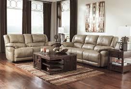 Bobs Living Room Table by Buy Ashley Furniture Lenoris Caramel Reclining Living Room Set