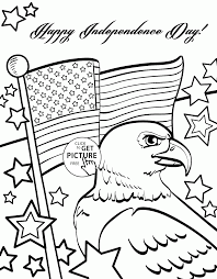 Coloring Pages For Fourth Of July