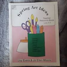 Image Is Loading Spring Art Ideas Teacher Resource Book K 5