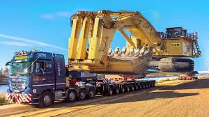100 Huge Trucks The Biggest Carriers In The World Oversize Load
