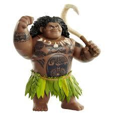Halloween Voice Changer Walmart by Disney Moana Mega Maui Figure Walmart Com