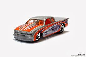 100 Pro Stock Truck Garagem Hot Wheels Chevy S10