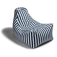 Jaxx Juniper Navy Stripes Outdoor Bean Bag Patio Lawn Chair Shop Regal In House Bean Bag Chair Navy S Online In Dubai Lifestyle Vinyl Blue Bean Bags Twist Stripes Outdoor Amazoncom Wild Design Lab Elliot Cover 6foot Microfiber And Memory Foam Coastal Lounger Nautical And White Buy Large Comfort Seating Fniture For Classic Fully Comfortable Washable Velvet Can Bean Bags Denim With Piping Ftstool Blue Lounge Pug Denim Adult Beanbags Inflatable Lazy Air Bed Couch Sofa Hangout