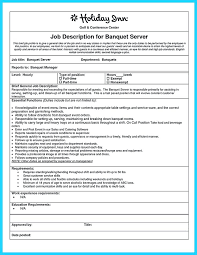 Sample Banquet Manager Resume Stanmartin