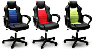 racing style gaming chair only 42 98 shipped regularly 136
